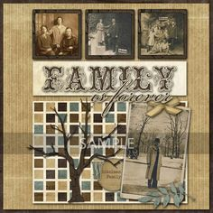 """Family Scrapbook Ideas   Stamp Collection 22 images in 51/ 2"""" x 81/ 2"""" jewel case scrapbooking ..."""