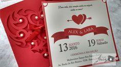 Convite Janela do Amor
