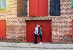Old Sacramento Photography #couplesphotography