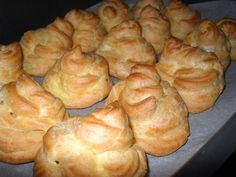 Képviselőfánk recept Bakery, Paleo, Muffin, Food And Drink, Bread, Cheese, Recipes, Brot, Muffins
