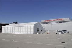 Terminal 2 Eröffnung in Salzburg