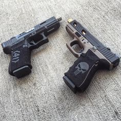 Glock Grip Stippling Speed up and simplify the pistol loading process with the RAE Industries Magazine Loader. http://www.amazon.com/shops/raeind
