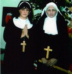 The nuns staff