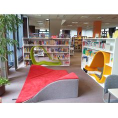 the cave | bk library interiors