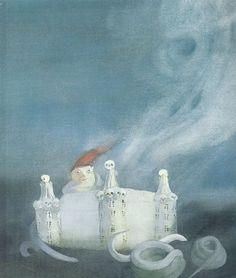 "Lisbeth Zwerger Illustrations for ""The Little Mermaid"""