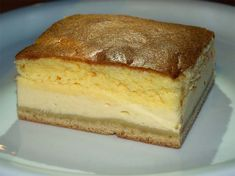 Dessert Sauces, Desserts, Orange You Glad, Mellow Yellow, Food Presentation, Vanilla Cake, Cheesecake, Veggies, Sweets
