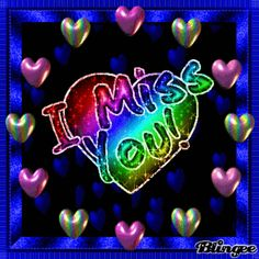 I miss you! Love You Gif, Dont Love Me, Cute Love, My Love, Miss You Images, Love Images, Love Pictures, Je T Aimes, Hugs And Kisses Images