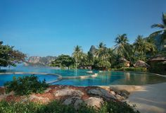 Rayavadee hotel  - Krabi - Thailand
