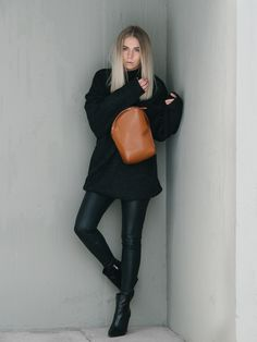 Leather heaven // KAIKA