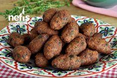 Kıbrıs Köftesi (Patates Köftesi) - Nefis Yemek Tarifleri Iftar, Healthy Eating Tips, Healthy Nutrition, Vegetable Drinks, Turkish Recipes, Perfect Food, Meat Recipes, Food And Drink, Yummy Food