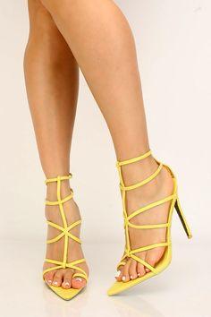 Size 8 Women S Shoes Conversion Lace Up High Heels, Black High Heels, High Heels Stilettos, Womens High Heels, Stiletto Heels, J Shoes, Shoe Boots, Spring Shoes, Summer Shoes