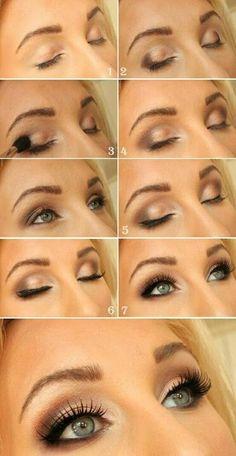 15 Wonderful Party Eye Makeup Ideas