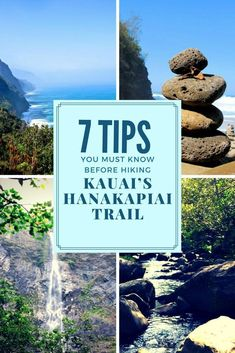 Tips for hiking Kaua