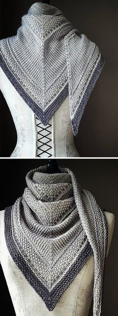 Simply Shawl - Knitting Pattern Knitting , lace processing is one of the most beautiful hobbies that girls are unable to give up. Interesting knitting i. Outlander Knitting Patterns, Chunky Knitting Patterns, Knitting Blogs, Knit Patterns, Free Knitting, Knitted Shawls, Knit Poncho, Shawls And Wraps, Couture