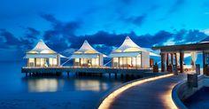 Paradise found. W Retreat & Spa – Maldives is perfect for my next escape.