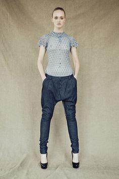 Spodnie damskie / Women's Trousers ( jeans ) | SHOWROOM