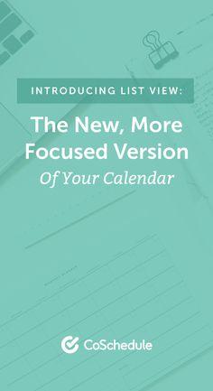 CoSchedule (coschedule) on Pinterest