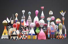 alexander girard dolls - Google Search