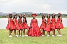 Bridesmaid Dresses, Wedding Dresses, African, Traditional, Queen, Weddings, Fashion, Bridesmade Dresses, Bride Dresses