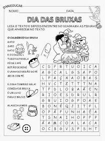 60 Atividades De Halloween Para Imprimir Educacao Infantil E