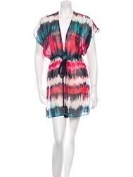 Tie-Dye Dress by MILLY