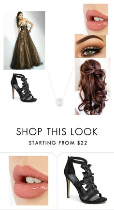"""""""Caitlyn District six"""" by tweengirl72 on Polyvore featuring Charlotte Tilbury and Bebe"""