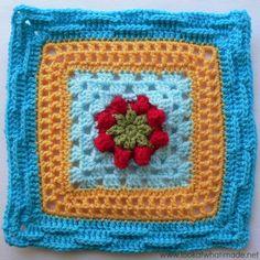 Basket of Berries by Melinda Miller...Free pattern!