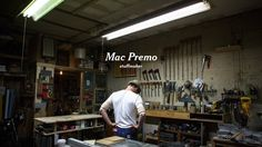 Profile on Mac Premo, multiple award winning artist and American stuffmaker.  See his work http://macpremo.com  Made by http://basberkhout.nl
