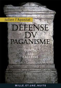 Défense du paganisme: Contre les Galiléens de Julien l'Ap... https://www.amazon.fr/dp/2755505834/ref=cm_sw_r_pi_dp_EB8Exb76SAD2R