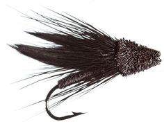 If I had to pick one trout fly for anywhere in the country now, it would be an easy choice: the Muddler Minnow. This pattern (and its cousins) can be fished several ways, and it imitates a wide range of things trout love to eat. Greased up, it floats like a grasshopper. Stripped through deep pools, it looks like a juicy sculpin. Skated at night, it's a mouse. The more creative you are, the more you appreciate this classic. Photograph by Travis Rathbone