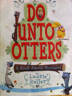 This book is not an art book, but it is a book that is a must have for art teachers and classroom teachers, parents and grandparents. This book about manners is a good tool to reinforce the daily teachings we try so desprately to bestow on our children. It is so cleverly written, you will want to reread again and again. The illustrations are fun, and you will see something new each time you read. There is plenty of humor to keep all ages engaged and happy!