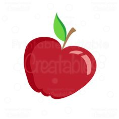 """Teacher's Apple"" Free SVG Cut Files & Clipart includes: SVG cutting file – (separated layers for use with cutting machines) Printable PDF assembly instructions for layering paper piecings SVG Print & Cut files – (printable design with cut lines already established) – NO Tracing Needed! PNG preview image of completed designs PNG Clipart files (transparent backgrounds) …"