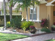 Tropical landscape south fla landscape - Landscaping Ideas On Pinterest Florida Landscaping