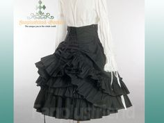 This is not a lolita skirt, it will not fit a petticoat. Description from lacemarket.us. I searched for this on bing.com/images
