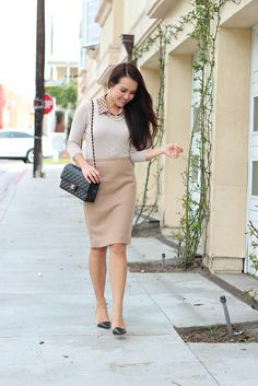 Neutrals and Black 5 by Stylish Petite, via Flickr