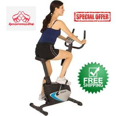 Additionally, an exercise bike is a good choice if you're overweight because the bike supports your weight, making it a no-impact exercise. for_beginners smart_exercise_bike# best_exercise_bike_for_weight_loss Home Exercise Bike, Weight Machine Workout, Cardio Equipment, Lose Weight, Weight Loss, Different Exercises, Workout For Beginners, At Home Workouts, Fit Women