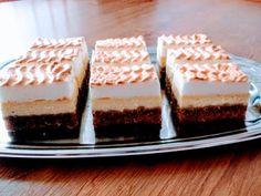 Tvarohový krémeš (zdroj: Tortyodmamy.sk / evkala) Cheesecake, Sweets, Baking, Food, Gummi Candy, Cheesecakes, Candy, Bakken, Essen