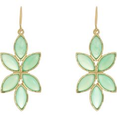 Irene Neuwirth Floral Drop Earrings ($3,120) ❤ liked on Polyvore featuring jewelry, earrings, colorless, clear crystal earrings, 18k earrings, floral earrings, 18 karat gold jewelry and drop earrings