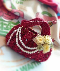 Purse for a lil princess ..