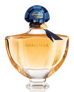 Shalimar Eau de Toilette by Guerlain at Neiman Marcus. ......comme un doudou....