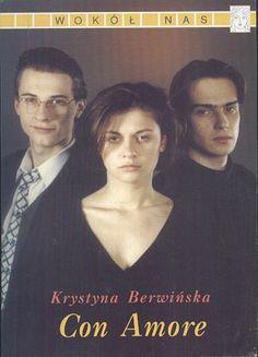 Con Amore, Krystyna Berwińska, Siedmioróg, 1995, http://www.antykwariat.nepo.pl/con-amore-krystyna-berwinska-p-13794.html