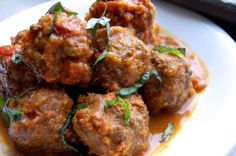 Spicy Meatballs In Adobo Sauce | Ultimate Paleo Guide