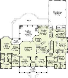 like this idea for a floor plan! - MyHomeLookBook