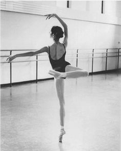 Ballet - This will hang in my daughters room!