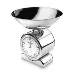#Küchenwaage KWA SILVIA bis 5kg