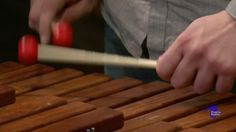 Chris Mahan of the Fargo-Moorhead Symphony Orchestra introduces the various members of the percussion family that are played with mallets: xylophone, glockenspiel or orchestral bells, vibraphone, and chimes. Mr. Mahan explains what each instrument is made of and demonstrates how those materials affect each instrument's sound.