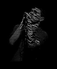 Ian Curtis | Joy Division | Unknown Pleasure