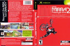 Dave Mirra Freestyle BMX 2 (2001)