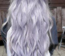 Inspiring image long hair, silver hair, pastel hair, pastel, lavender hair, silver, lilac, lavender #1810826 by taraa - Resolution 446x750px - Find the image to your taste