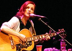 Patty Griffin. don't know her? listen to Heavenly Day. Fall in LOVE.